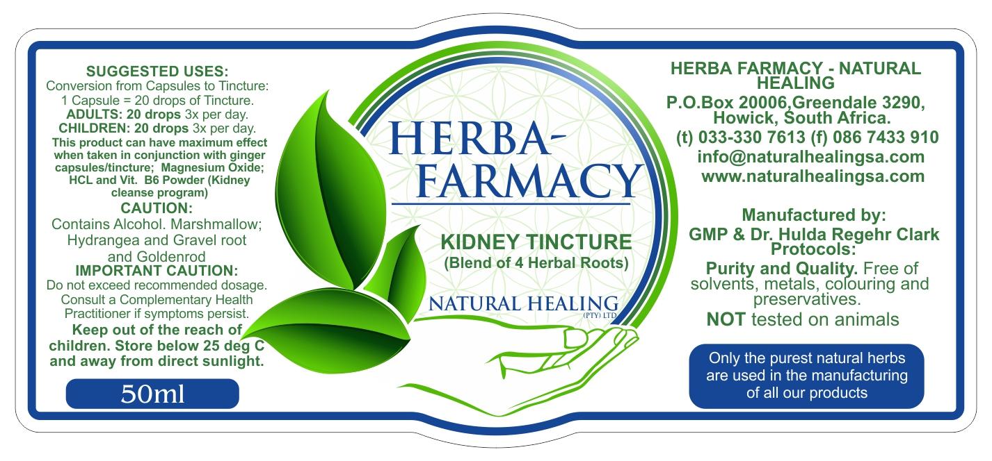 Kidney Tincture 50 ml NI