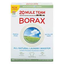 Borax 10 x 1kg bags