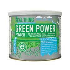 Green Power tablets (150) Organic NI