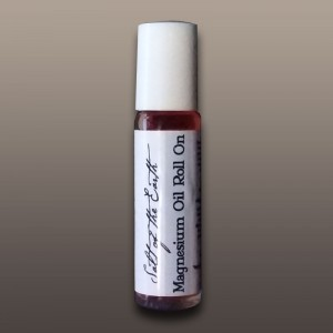 Magnesium Oil Roll On (10ml)