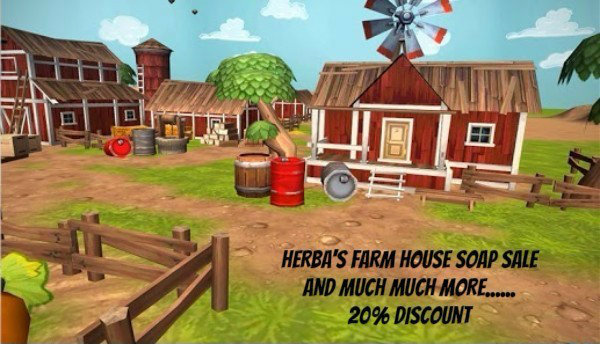 Herba's Farm House Sale