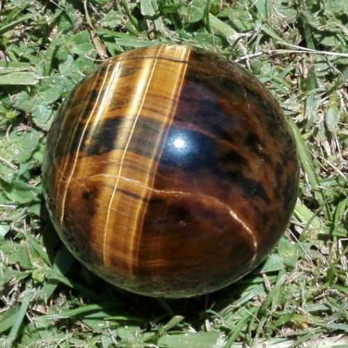 Tiger's Eye 57 mm