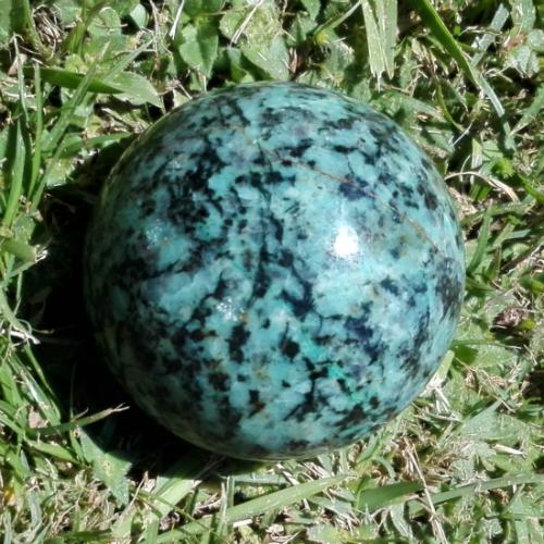 Transvaal Jade Grossularite Garnet 54mm