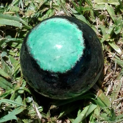 Transvaal Jade Grossularite Garnet 42mm