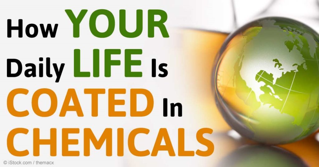chemicals in the body