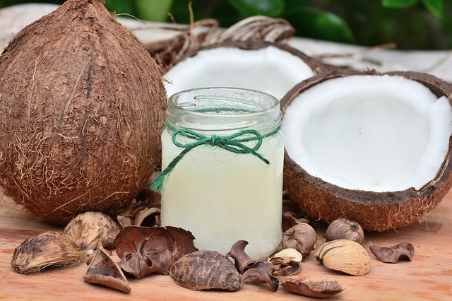 coconut oil natural healing