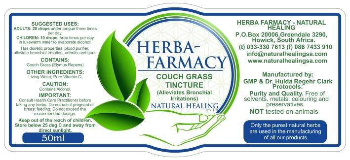 Couch Grass Tincture 50 ml