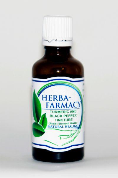 Turmeric and Black Pepper Tincture 50 ml