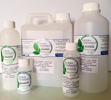 Anolyte Non Toxic Sanitizer